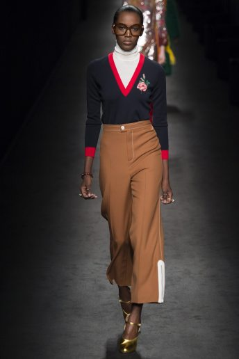 Kai Newman - Gucci Fall 2016 Ready-to-Wear