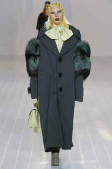 Lady Gaga - Marc Jacobs Fall 2016 Ready to Wear