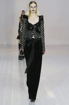 Julia Nobis - Marc Jacobs Fall 2016 Ready to Wear