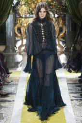 Georgiana Zloteanu - Roberto Cavalli Fall 2016 Ready-to-Wear