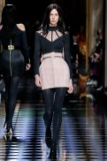 Ruby Aldridge - Balmain Fall 2016 Ready-to-Wear