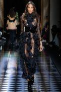Cindy Bruna - Balmain Fall 2016 Ready-to-Wear