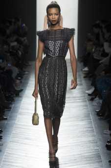 Maria Borges - Bottega Veneta Fall 2016 Ready-to-Wear