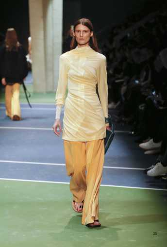 Marie Piovesan - Céline Fall 2016 Ready-to-Wear