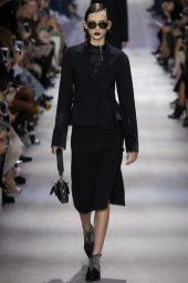 Liv Pearson - Christian Dior Fall 2016 Ready-to-Wear