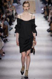 Julia Hafstrom - Christian Dior Fall 2016 Ready-to-Wear