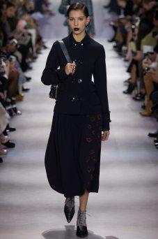 Alice Metza - Christian Dior Fall 2016 Ready-to-Wear