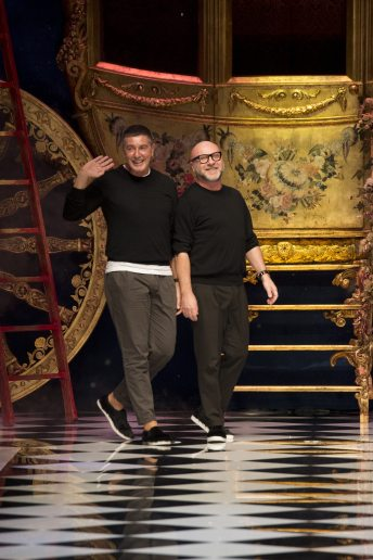 Stefano Gabbana - Domencio Dolce