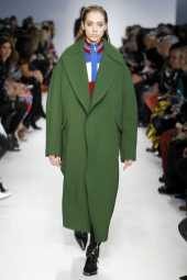 Odette Pavlova - Emilio Pucci Fall 2016 Ready-to-Wear