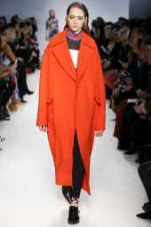 Lia Pavlova - Emilio Pucci Fall 2016 Ready-to-Wear