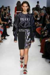 Nirvana Naves - Emilio Pucci Fall 2016 Ready-to-Wear
