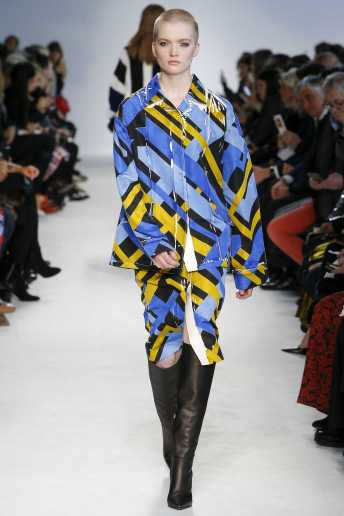 Ruth Bell - Emilio Pucci Fall 2016 Ready-to-Wear