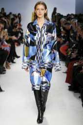 Ally Ertel - Emilio Pucci Fall 2016 Ready-to-Wear