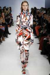 Frida Westerlund - Emilio Pucci Fall 2016 Ready-to-Wear