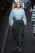Stella Maxwell - Fendi Fall 2016 Ready-to-Wear