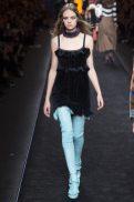 Adrienne Juliger - Fendi Fall 2016 Ready-to-Wear