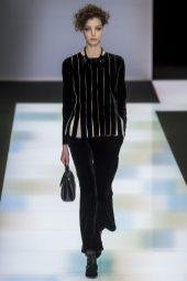 Dajana Antic - Giorgio Armani Fall 2016 Ready-to-Wear