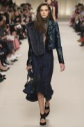 Camille Hurel - Lanvin Fall 2016 Ready-to-Wear
