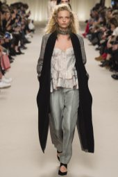 Frederikke Sofie - Lanvin Fall 2016 Ready-to-Wear