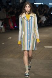 Romy Schonberger - Missoni Fall 2016 Ready-to-Wear