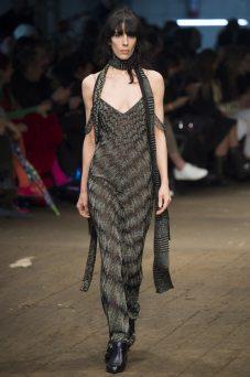 Jamie Bochert - Missoni Fall 2016 Ready-to-Wear