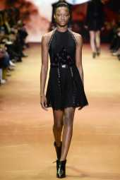 Mayowa Nicholas - Mugler Fall 2016 Ready-to-Wear