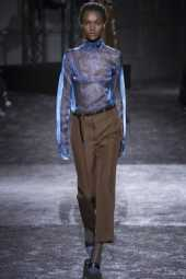 Herieth Paul - Nina Ricci Fall 2016 Ready-to-Wear