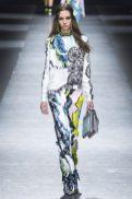 Adrienne Juliger - Versace Fall 2016 Ready-to-Wear
