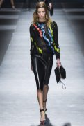 Lexi Boling - Versace Fall 2016 Ready-to-Wear