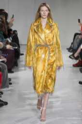 Julia Nobis - Calvin Klein Fall 2017 Ready-to-Wear