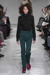 Samantha Ellsworth - Calvin Klein Fall 2017 Ready-to-Wear