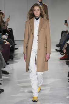 Helga Hitko - Calvin Klein Fall 2017 Ready-to-Wear