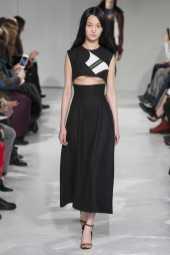Wangy Xinyu - Calvin Klein Fall 2017 Ready-to-Wear