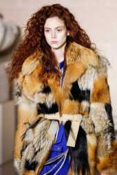 Natalie Westling - Louis Vuitton Fall 2017 Ready-to-Wear
