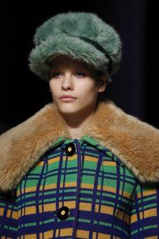 Darya Kostenich - Miu Miu Fall 2017 Ready-to-Wear