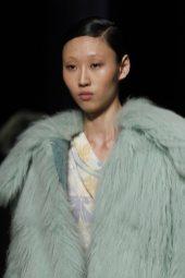 Jiang Xiao Yi - Miu Miu Fall 2017 Ready-to-Wear