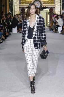 Yvonne Bevanda - Balmain - Spring 2018 Ready-to-Wear