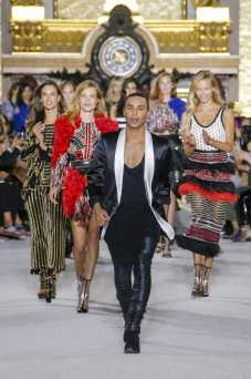 Olivier Rousteing - Balmain - Spring 2018 Ready-to-Wear