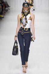 Diletta Paci - Versace Spring 2018 Ready-to-Wear