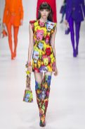 Grace Hartzel - Versace Spring 2018 Ready-to-Wear