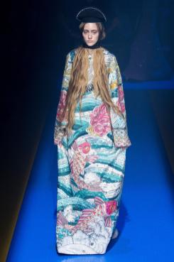 Lia Pavlova - Gucci Spring 2018 Ready-to-Wear