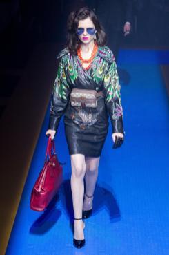 Sedona Legge - Gucci Spring 2018 Ready-to-Wear