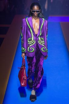 Elibeidy Danis - Gucci Spring 2018 Ready-to-Wear