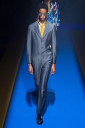 Caleb Elijah - Gucci Spring 2018 Ready-to-Wear