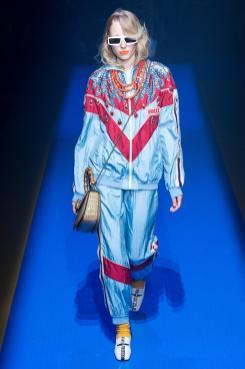 Alina Pavlushova - Gucci Spring 2018 Ready-to-Wear