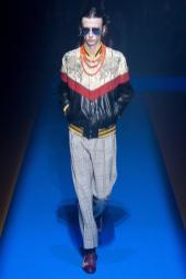 Benno Bulang - Gucci Spring 2018 Ready-to-Wear