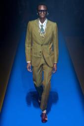 Bakay Diaby - Gucci Spring 2018 Ready-to-Wear