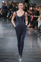 Birgit Kos - Mugler Spring 2018 Ready-to-Wear