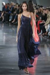 Yasmin Wijnaldum - Mugler Spring 2018 Ready-to-Wear