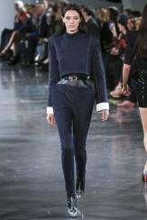 Leila Goldkuhl - Mugler Spring 2018 Ready-to-Wear